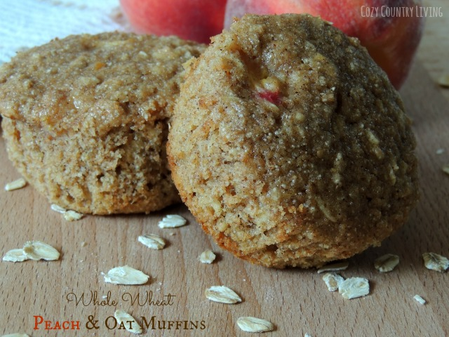 Whole Wheat Pineapple Peach Muffins Recipes — Dishmaps