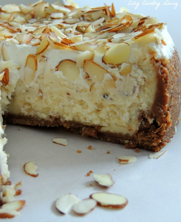 Amaretto Cheesecake Related Keywords & Suggestions - Amaretto ...