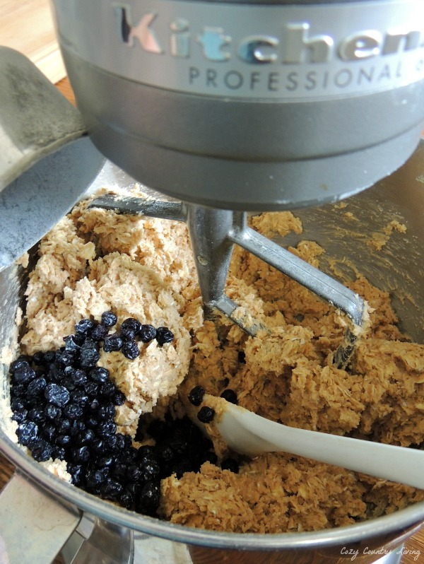 ... Blueberry Cobbler Oatmeal Cookies Blueberry Cobbler Oatmeal Cookies
