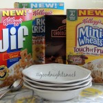 Kellogg's #goodnightsnack Cereal for Family Movie Night
