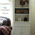Living Room Style & Organization with Sauder