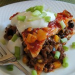 Loaded Taco Bake